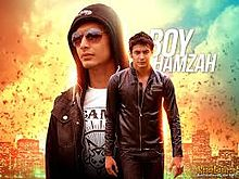 Foto Boy Hamzah Terbaru
