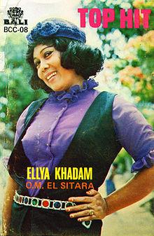Foto Ellya Khadam