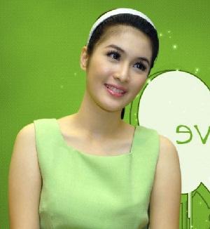 Foto Sandra Dewi Terbaru