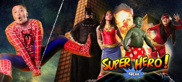 biodata pemain super hero kocak