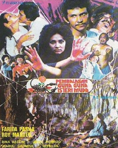 Film Farida Pasha Muda tahun 1977