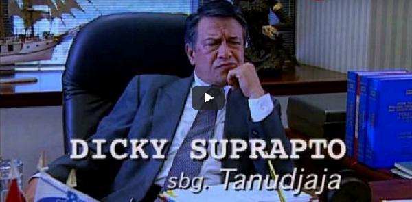 Foto Dicky Suprapto di sinetron Bukan Cinta Sesaat (1999)